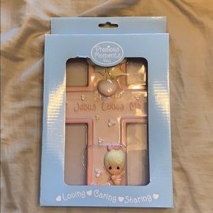 Precious Moments Other - Precious Moments Baby Wall cross
